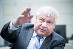 Minister dopravy v rozhovore pre SME.