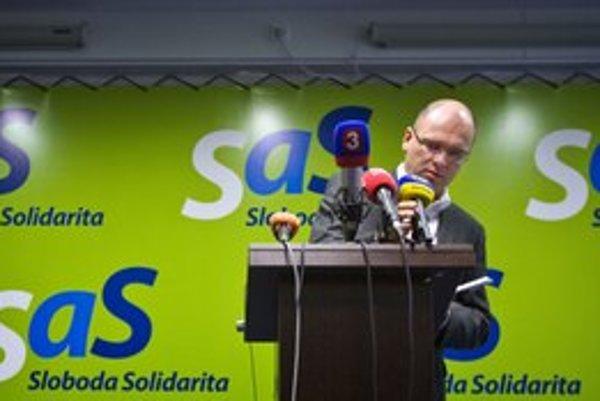 Voliči išli za Sulíkom.