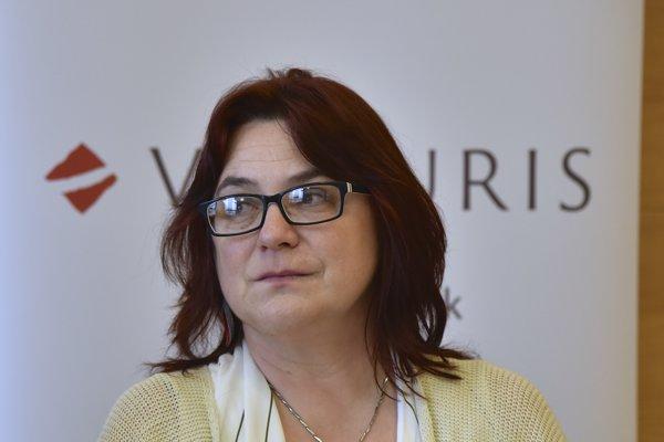 Monika Podolinská.