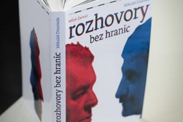 Zeman a Dzurinda sa spolu stretli aj v knihe.