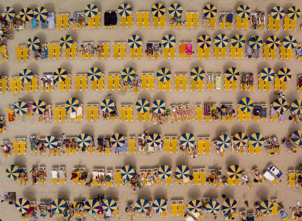 Kategória CESTOVANIE, 3. miesto: Dronestagram/Karolis Janulis