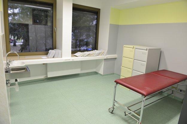 Zmenami prešlo aj urologické oddelenie.