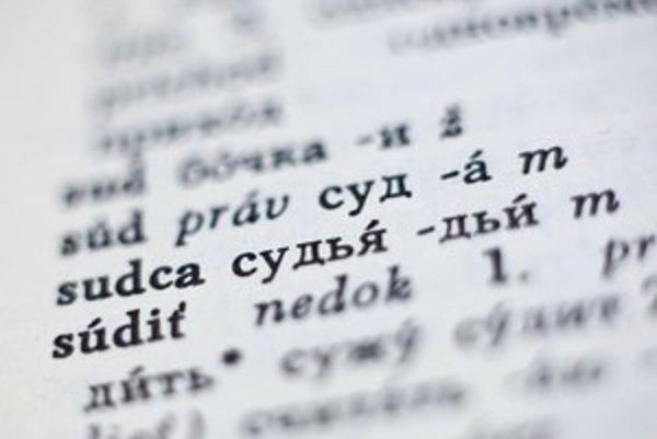 Slovensko–ruské slovníky sa na Slovensku využívajú čoraz častejšie.
