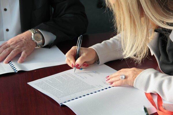 Dnes podpísali zmluvu, výstavba môže začať.