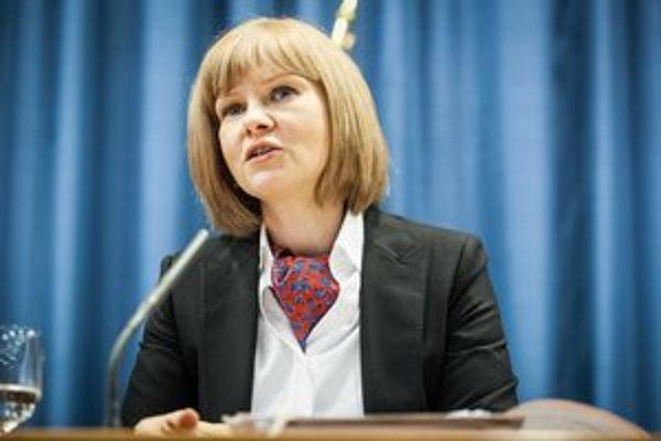 Ministerka zdravotníctva je s vedením žilinskej nemocnice spokojná