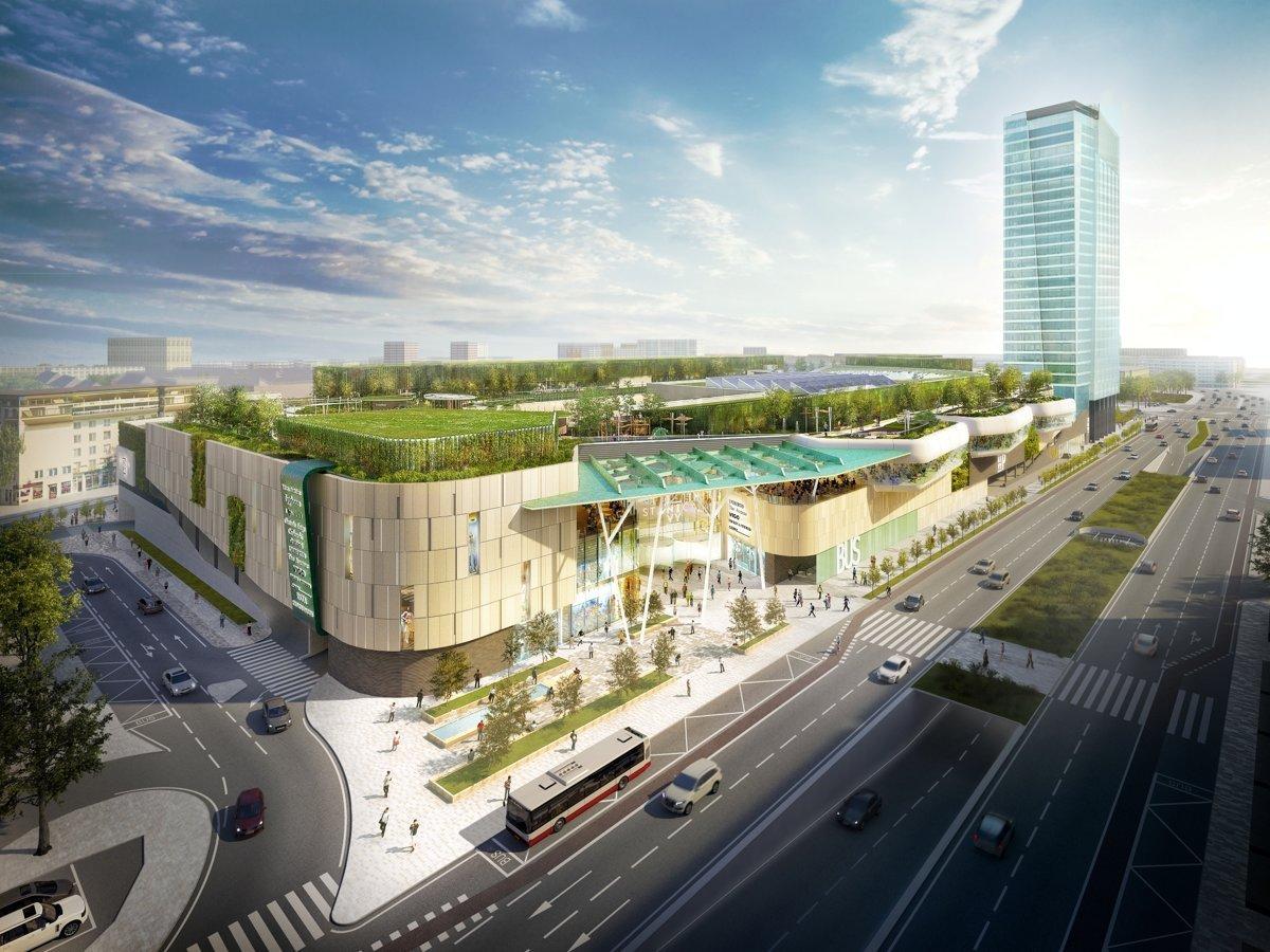e03a62b66a Takto má vyzerať nová autobusová stanica - Bratislava SME