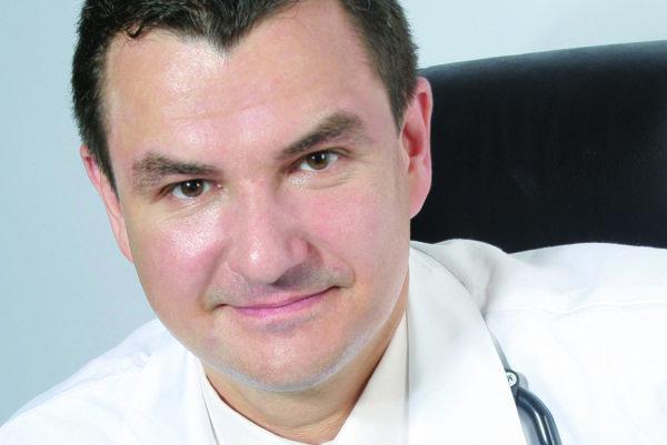 MUDr. Ivan Majerčák. Kardiológ, obezitológ, I. Interná klinika LF UPJŠ a UNLP Košice.