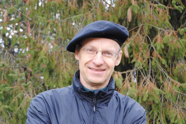 Peter Zmátlo. Chcel, aby vláda komunistov skončila.