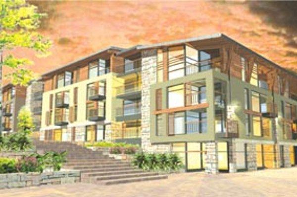 Architektúra i výber stavebných materiálov tatranského projektu Silver Resort by mali rešpektovať horský charakter prostredia