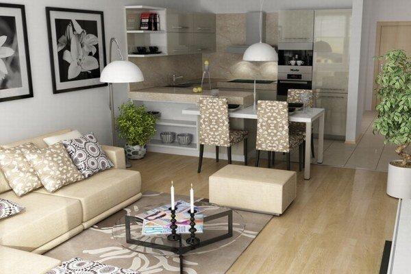 Byty z prvej etapy projektu sú takmer vypredané, v ponuke zostali posledné dva.