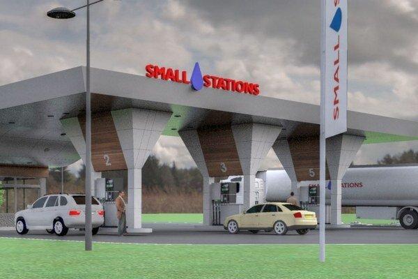 Pumpa je prvá, ostatné prevádzky majú začať stavať do konca roka.