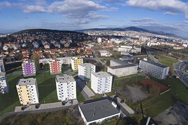 Rozloha bytov v druhej etape je 48 až 55 štvorcových metrov a mezonetov 160 štvorcových metrov.