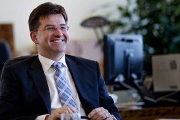 Šéf diplomacie Miroslav Lajčák.