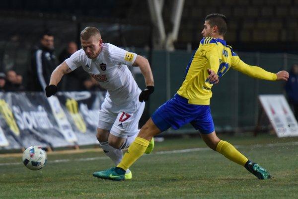 Púť Slovnaft Cup-om sa pre Spartaka skončila.