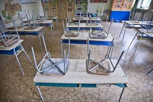 Protest vyprázdnil triedy škôl.