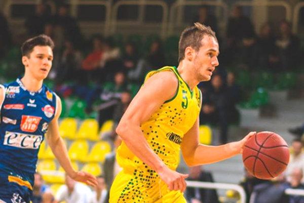 Šimon Krajčovič sa rýchlo zapracoval do tímu Patriotov azaradil sa medzi výrazné opory mužstva.