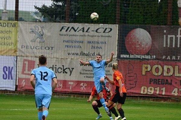Matúš Sobotu odohral v jesennej časti aj pohárový zápas proti Ružomberku.