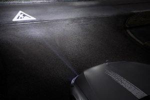 Nová generácia HD svetiel môže poslúžiť aj ako projektor.
