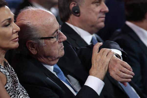Sepp Blatter s odvolaním neuspel.