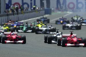 Formula 1 sa vráti na okruh Magny Cours.
