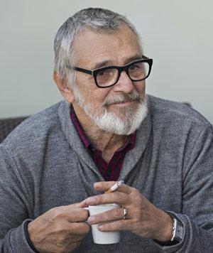 ČEský herec Jiří Bartoška (70)