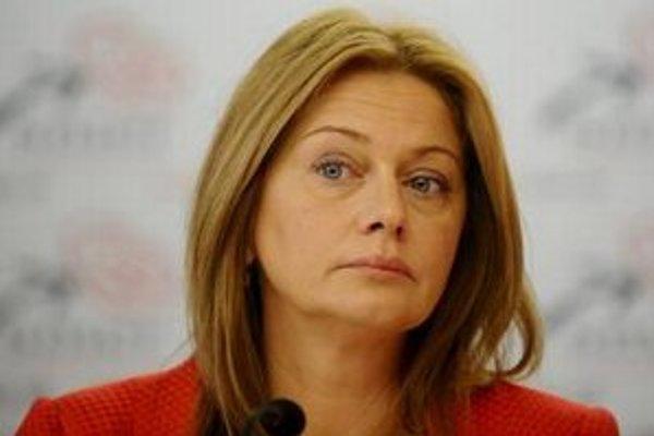Monika Flašíková-Beňová.