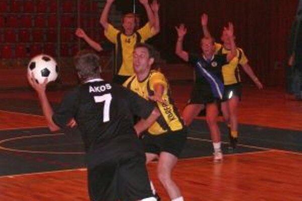 Korfbal sa na Slovensku na vyššej úrovni hráva len v Prievidzi.