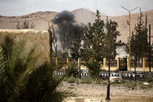 Palmýra je späť v rukách sýrskej armády