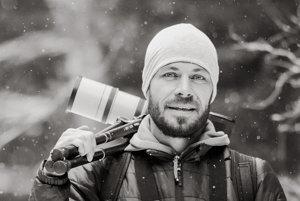 Fotograf a sprievodca Tomáš Kaliský