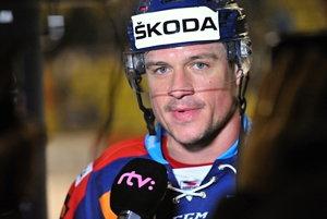 Vladimír Dravecký je súčasným lídrom slovenskej hokejovej reprezentácie.