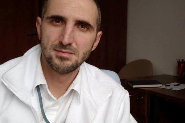 Psychológ Jozef Ďanovský. Od novembra pôsobí v Martine vo vlastnom psychologickom centre.