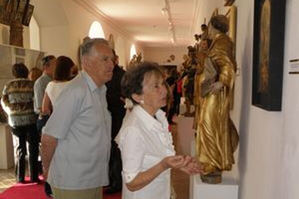 Výstava je určená odbornej aj laickej verejnosti.