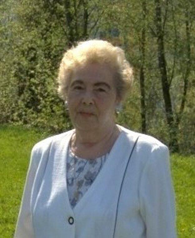 Dagmar Dvorská.