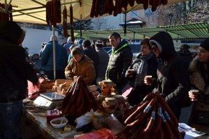 Vianočné trhy v Turzovke.