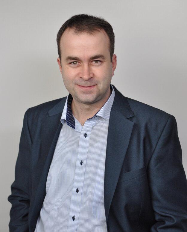 Ján Podmanický, starosta Starej Bystrice.