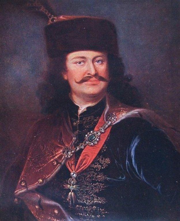 František II. RÁKOCZI. Sedmohradský veľmož a vodca posledného protihabsburského stavovského povstania.