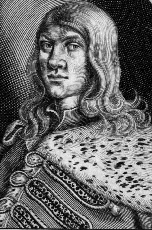 Gróf Ladislav Rákoczi bol župan a majiteľ viacerých panstiev
