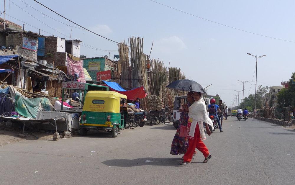 Ženy sú v Indii diskriminované na rôznych úrovniach.