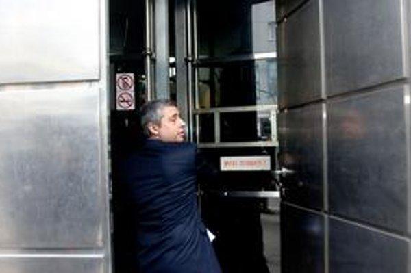 Ivan Weiss z 99 percent prichádza na Generálnu prokuratúru.