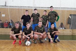 FK TERMINÁTORS – mladé nádejné mužstvo, ktoré sa od zápasu k zápasu zlepšuje.