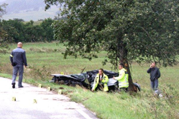 Prievidžanka zomrela na ceste, na ktorej dochádza k častým dopravným nehodám.