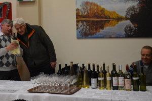Vinárstvo má v okolí Nového Tekova tradíciu.