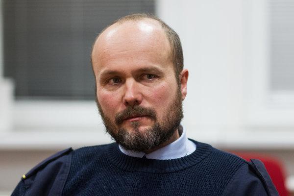 Peter Holúbek, považovaný za autora spisu Gorila.
