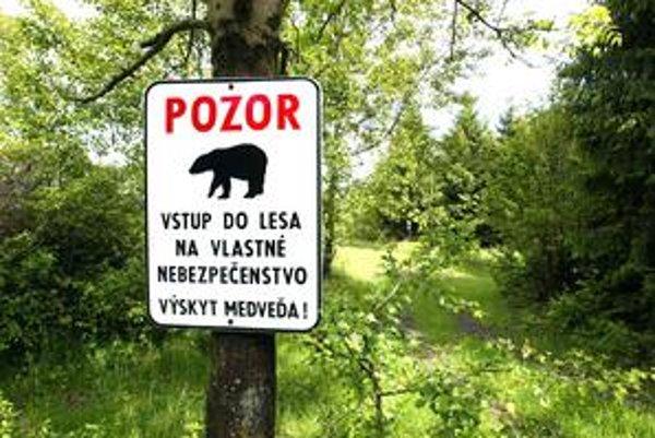 Obojky pre 15 medveďov a štúdia budú štát stáť 1,1 milióna eur.