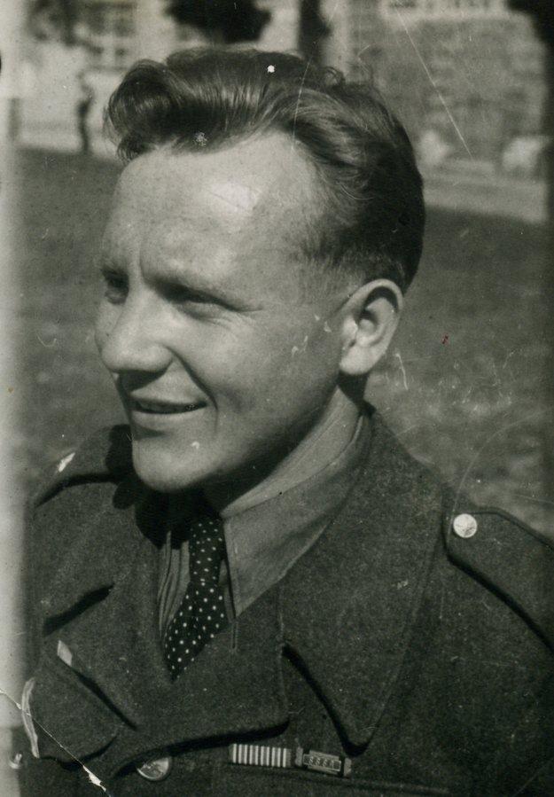 Na školení v Bratislave, rok 1946.