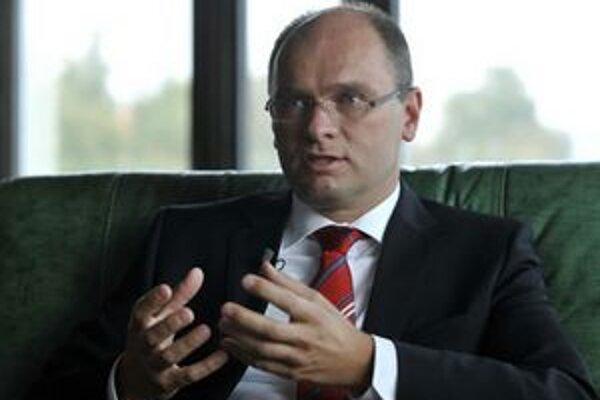 Určite už nejde o euroval, tvrdí Richard Sulík.