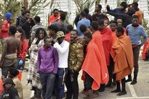 Migranti z Afriky sa plot oddeľujúci Ceutu od Maroka nepokúsili preliezť prvý raz.