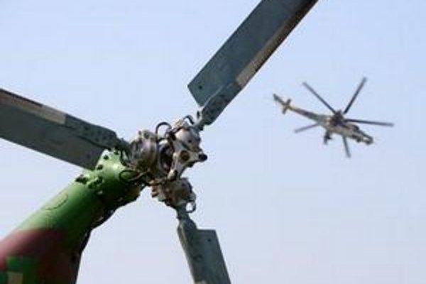 Modernizáciu vrtuľníkov sa uskutočniť nepodarí.
