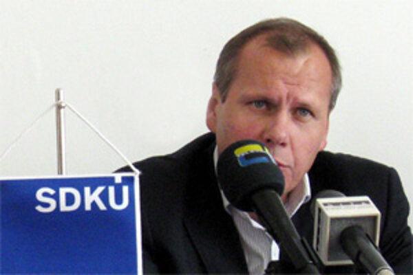 Konateľ firmy Ondrej Ščurka.