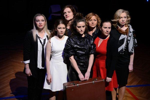 Vojna nemá ženskú tvár – dnes má premiéru v Slovenskom komornom divadle v Martine.
